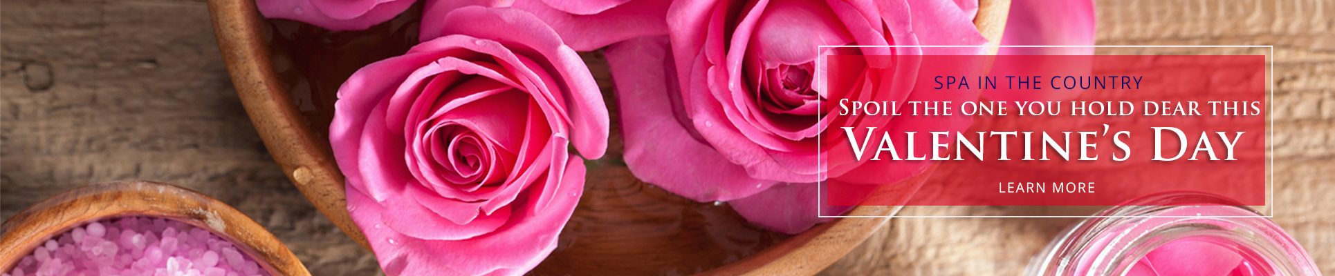 Spa Valentines Day Treatment Packages 2018