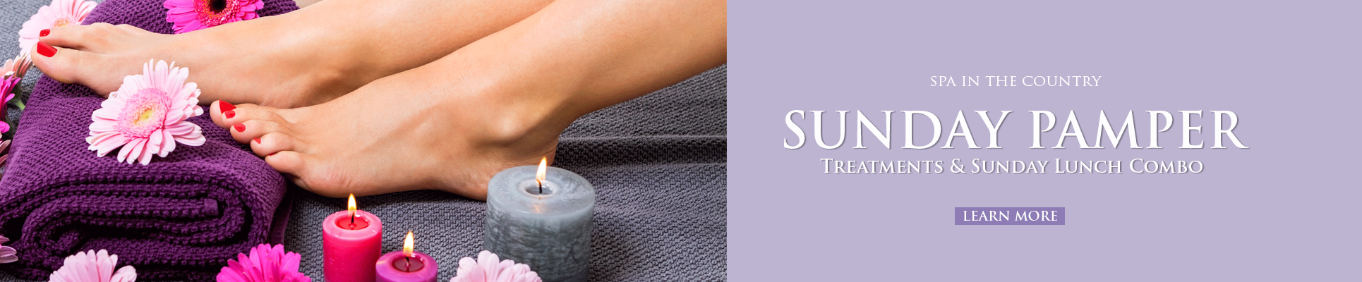 Spa in the Country Sunday Pamper Combo - Muldersdrift spas - Rustenburg spas