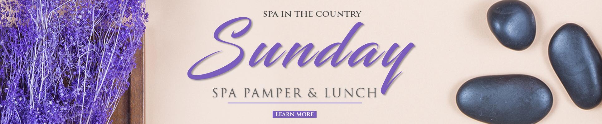 Spa in the Country Sunday Pamper Combo - Muldersdrift spas - Rustenburg spas